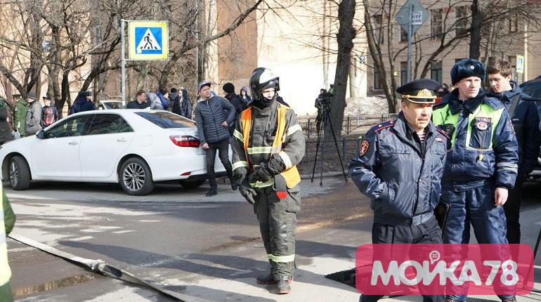 После взрыва в академии Можайского начали проверку