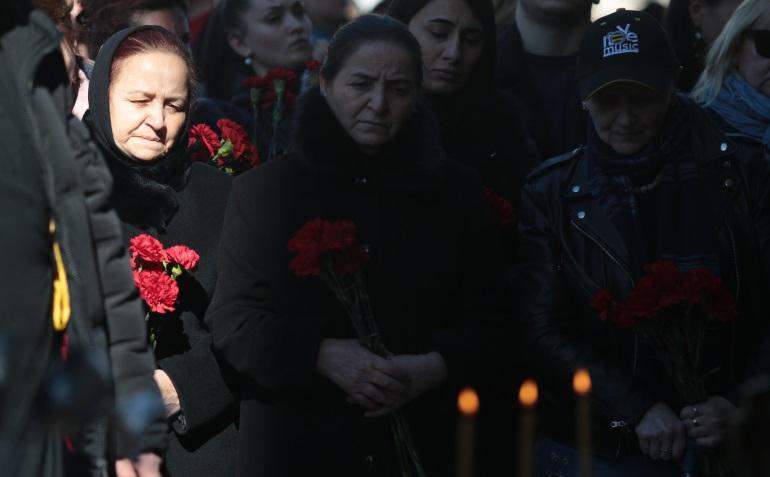 В Петербурге почтут память погибших в теракте в метрополитене