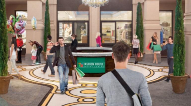 В Петербурге не открываются торговые центры — за год появился только аутлет