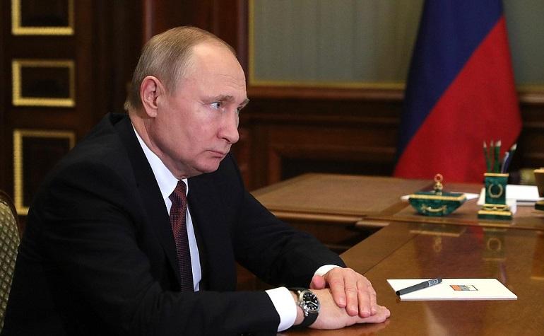 Путин подписал указ о переименовании 40 аэропортов страны