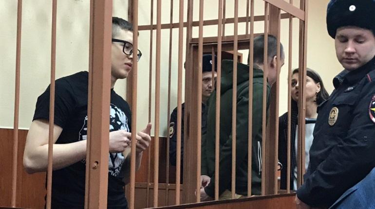 Обвиняемые по делу «Сети» дают показания в суде