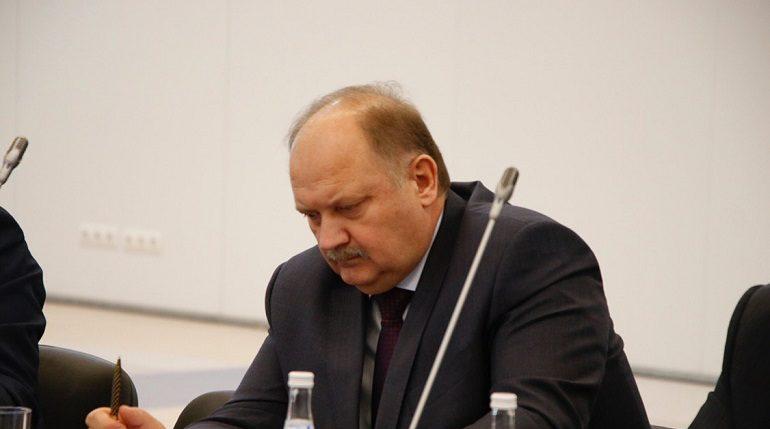 В среду Бондаренко выступит перед ЗакСом