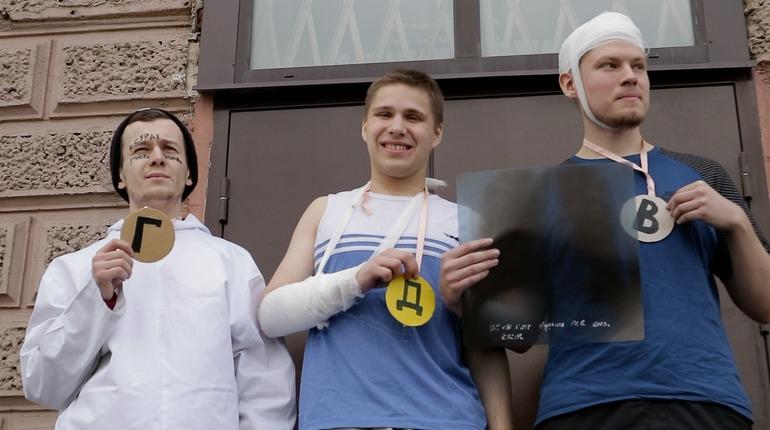 В Петербурге прошла акция против призыва. Фото: vk.com/spb_vesna
