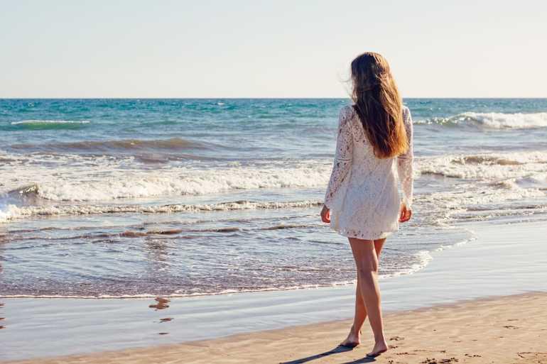 Пляж. Фото: pixabay.com