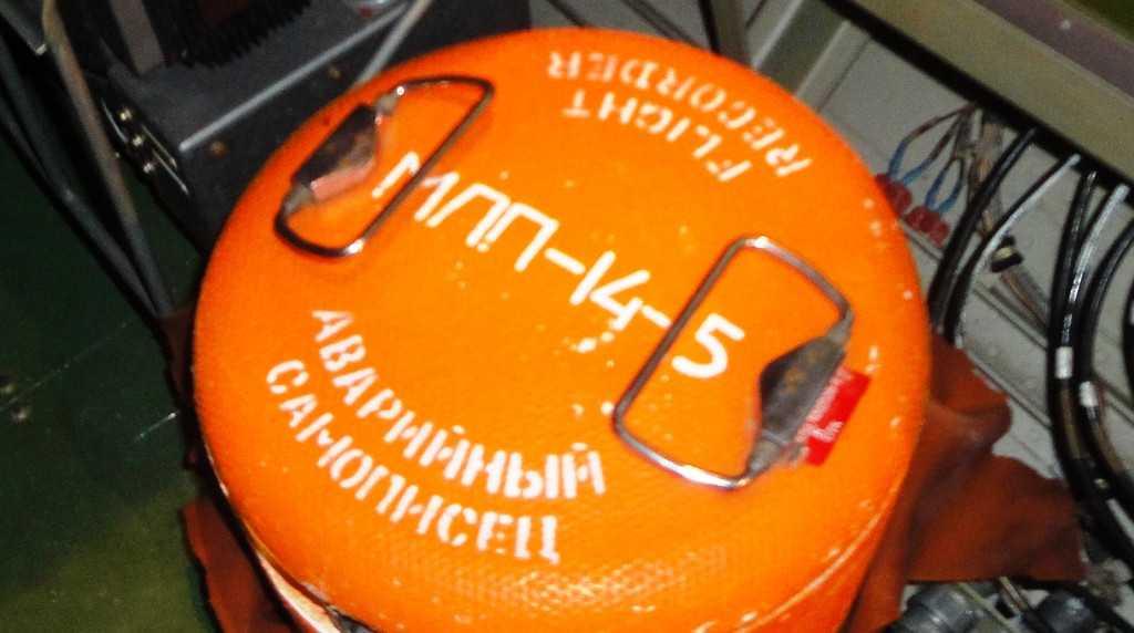 На месте авиакатастрофы в «Шереметьево» найдены два «черных ящика»