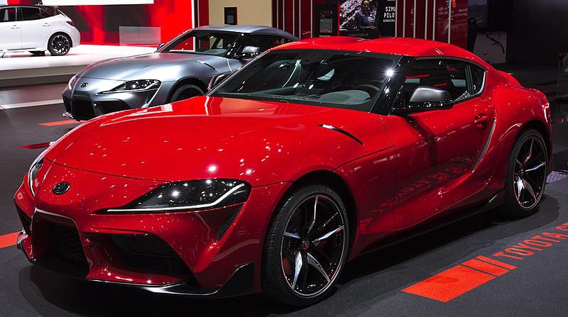 Продажи Toyota Supra в России начнутся 3 июня
