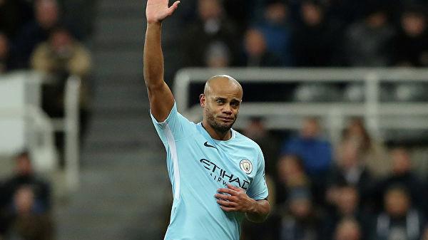 Футболист «Манчестер Сити» Компани заявил об уходе из клуба