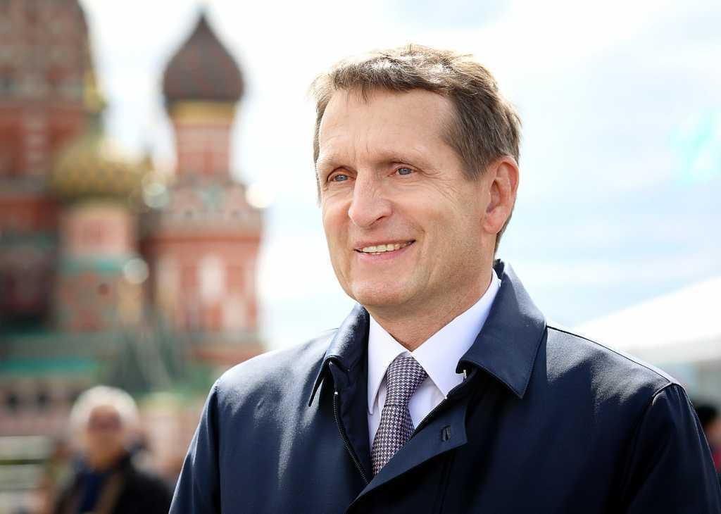 Нарышкин не исключил возобновления контактов между главами ЦРУ и СВР