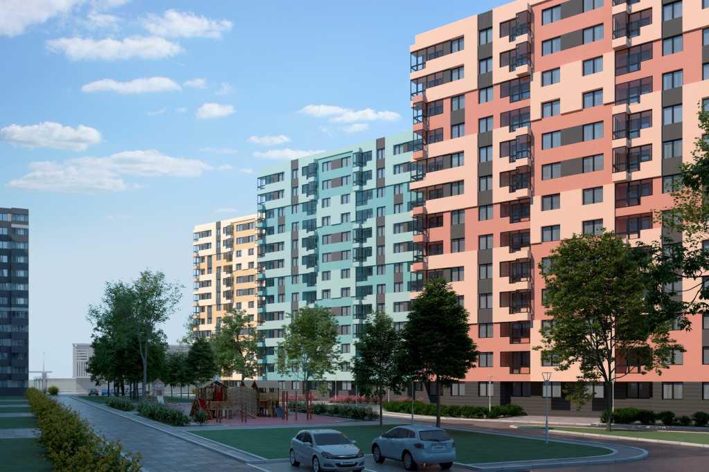 Новые предложения в жилом комплексе «Ручьи»!