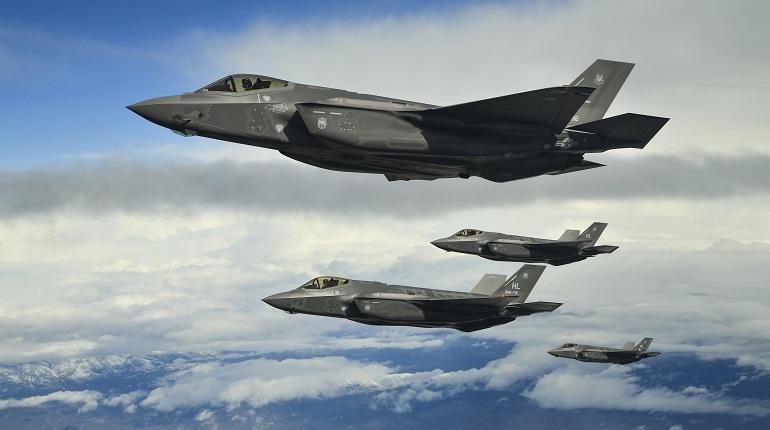 В США в первый раз использовали истребители F-35A в бою