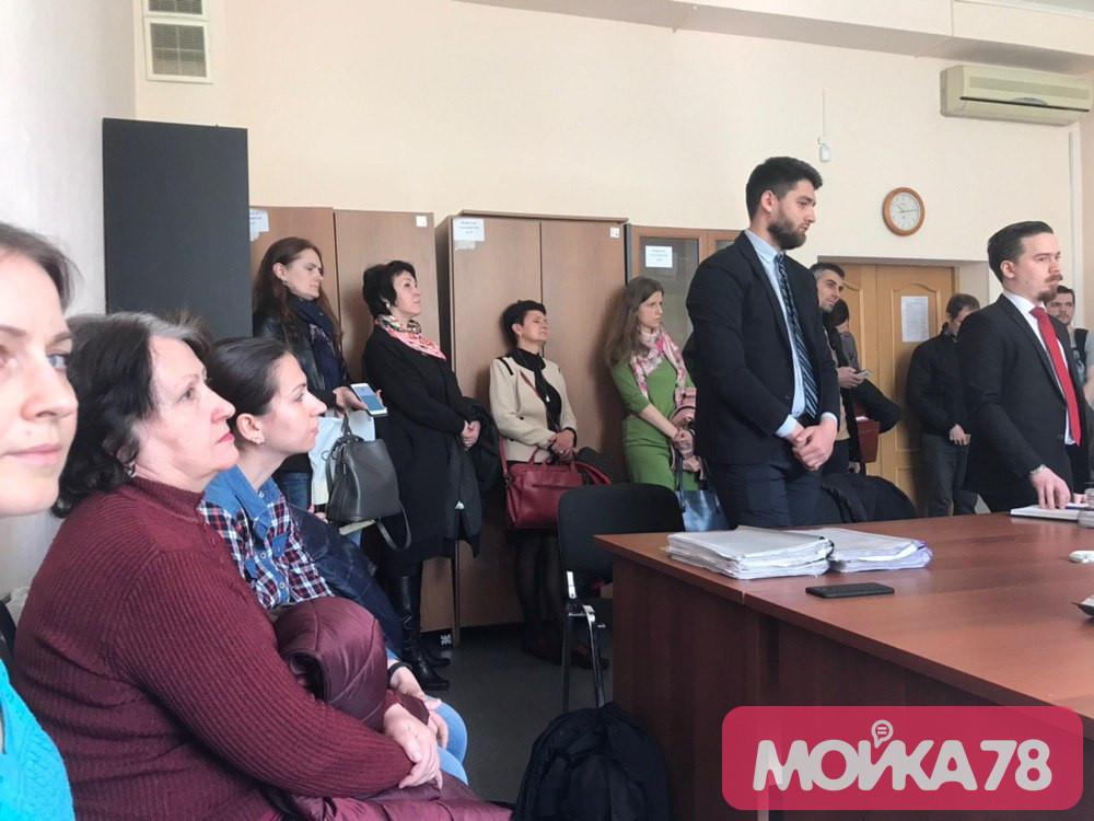 День сурка: дольщики «Ленинградской перспективы» не верят в обещания Печенюка