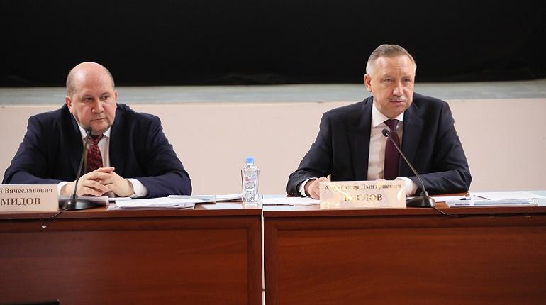 Беглов о вузах: Петербург должен быть «умным» и получать госзаказы