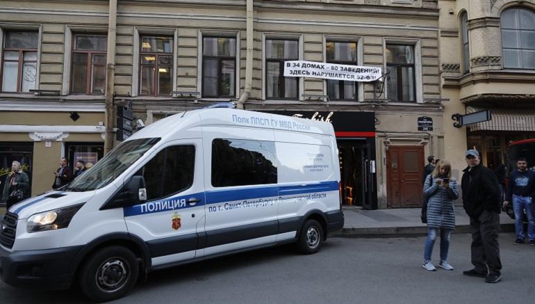 Выжившие после Legal Street: как улица Рубинштейна перенесла юридическую гулянку