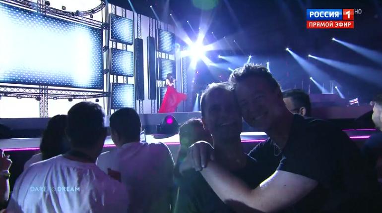 Зрители на Евровидении-2019. Скриншот: Россия 1