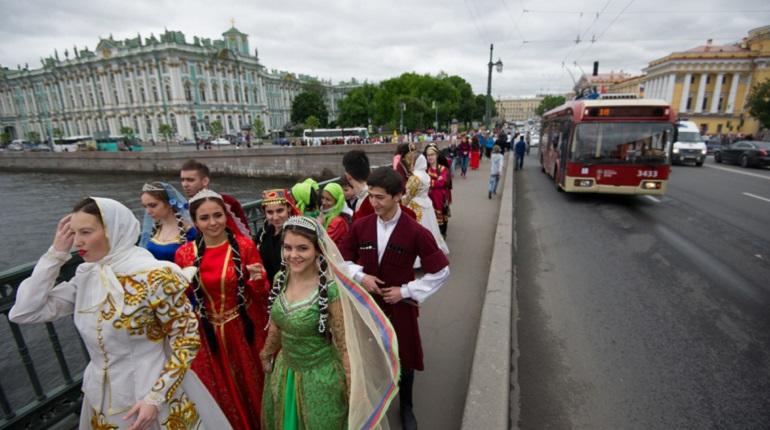 Празднование Дня города. Фото: Baltphoto/Павел Долганов