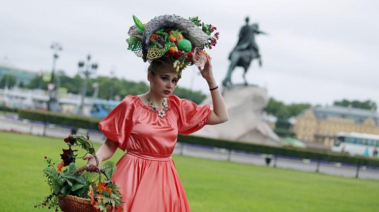 «Фестиваль цветов» перекроет Петербург с 25 по 29 августа