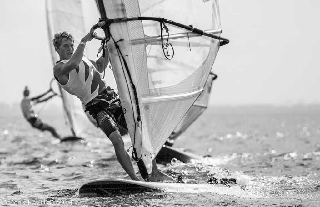 Артем Акимов. Фото: instagram/ krestovsky_sailing
