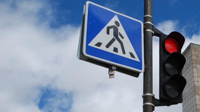 На Васильевском острове «заговорили» светофоры
