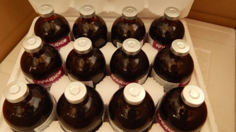 В Псковской области задержали 1,5 тысячи литров опасных лекарств
