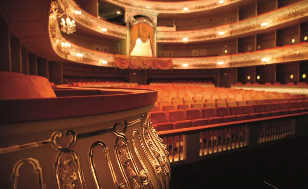 В Петербурге откроют Дрезденский оперный бал
