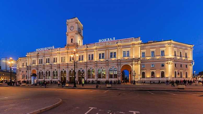Поезда из Калининграда станут прибывать на Московский вокзал