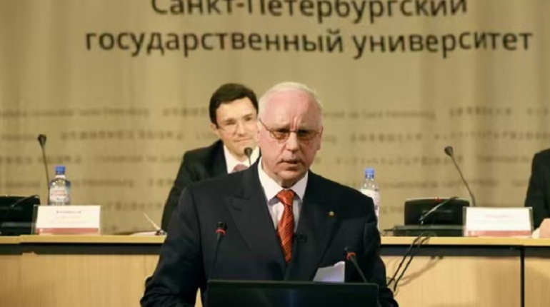 Бастрыкин открыл Молодежный юридический форум в Петербурге