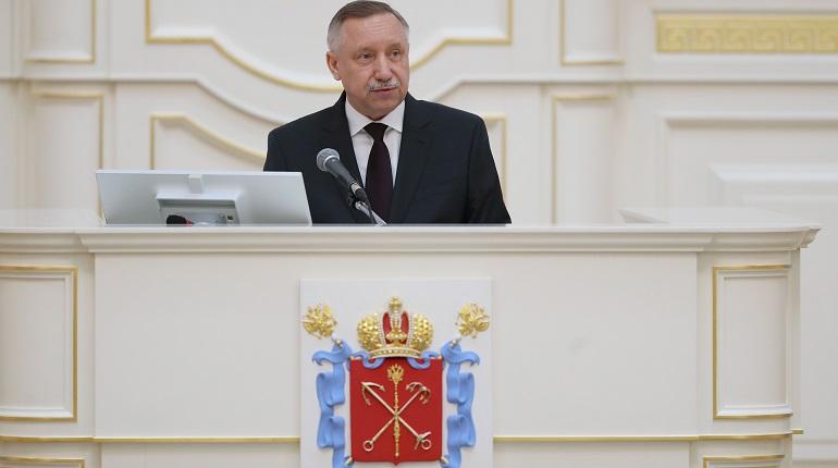 Беглов рассказал о том, чего добился Петербург за полгода