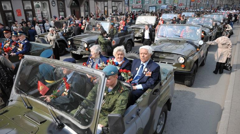 В Петербурге рассказали, кто получит выплаты в связи с 75-летием Победы