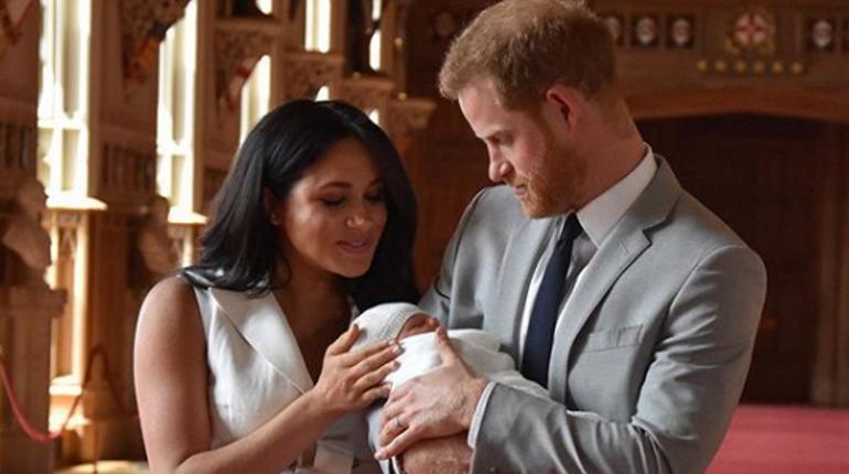 Няня сына принца Гарри не смогла работать в королевской семье