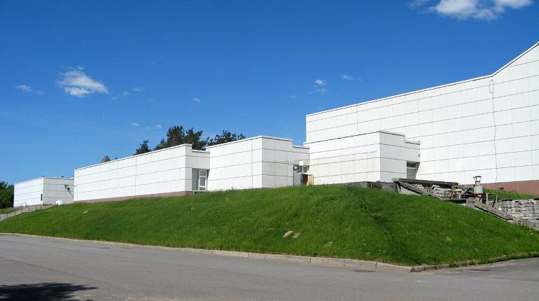 Петербургский крематорий. Фото: Wikipedia