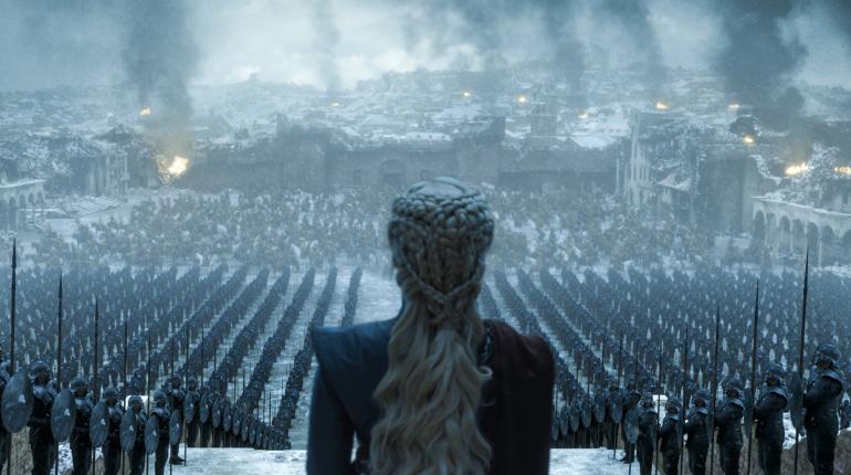 Финал «Игры престолов» посмотрело рекордное число зрителей
