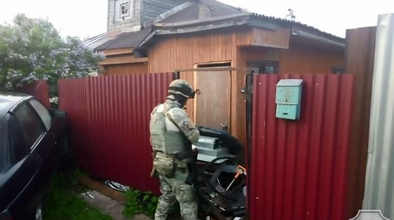Контртеррористическая операция в Кольчугино. Фото: nac.gov.ru