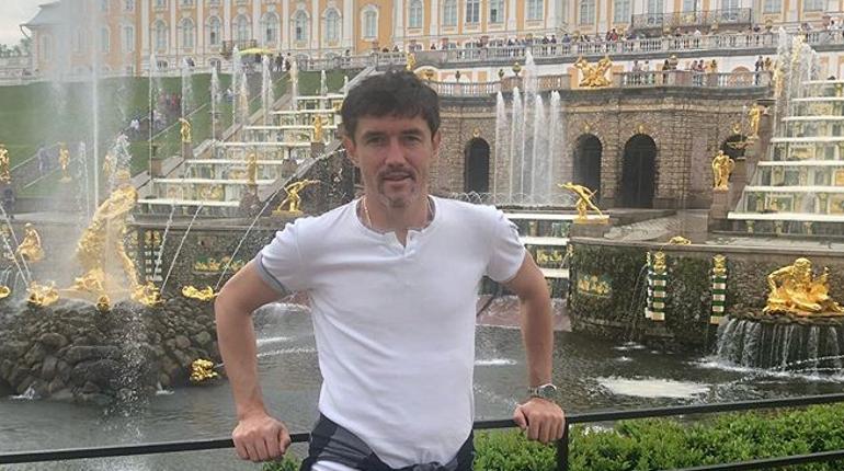 Юрий Жирков. Фото: Instagram
