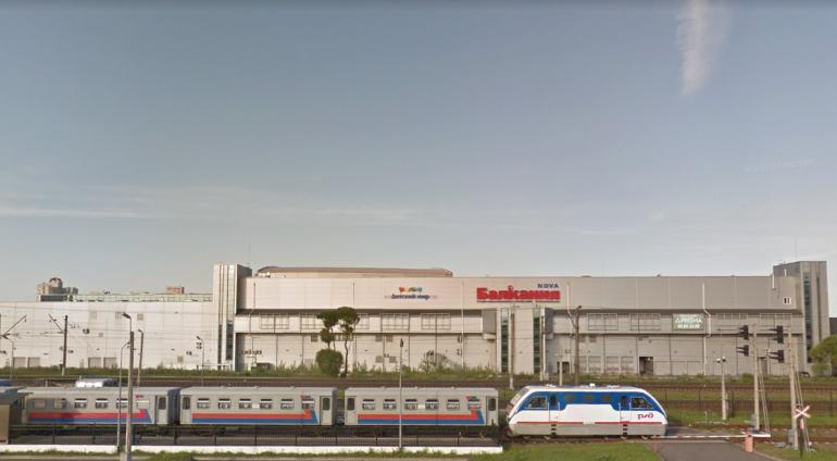ТРК «Балкания NOVA» в Санкт-Петербурге - торговый центр, аренда и ... | 424x770