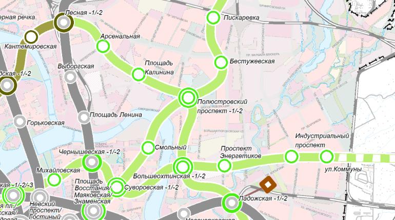 КРТИ ищет подрядчика на предпроект второго участка кольцевой линии метро