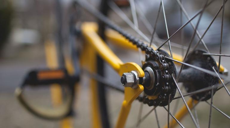 Петербуржца оштрафовали за покупку краденого велосипеда