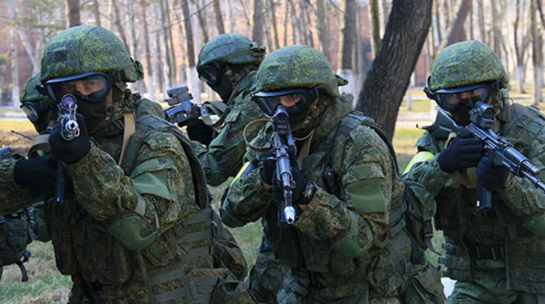 Украинского генерала ужаснули учения российских десантников в Крыму