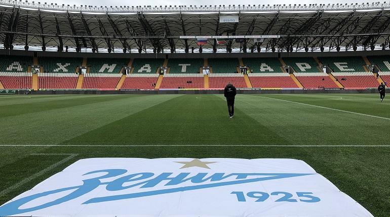 В четвертьфинале Кубка России «Зенит» сыграет с «Ахматом» в Грозном