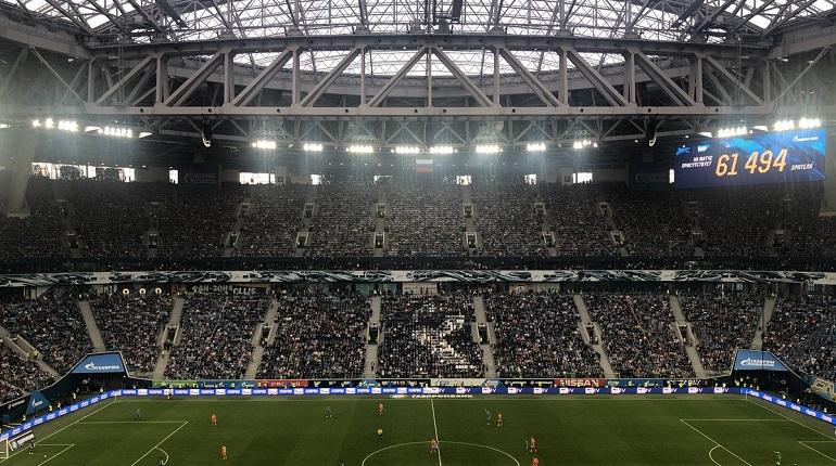 «Газпром Арена» появилась в футбольном симуляторе PES 2020