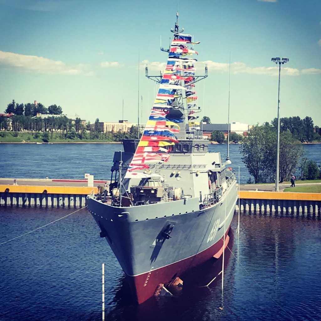 Мины больше не страшны: «Владимир Емельянов» спущен на воду