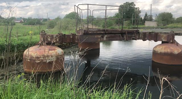 Росприроднадзор проверил сточные воды под Гатчиной