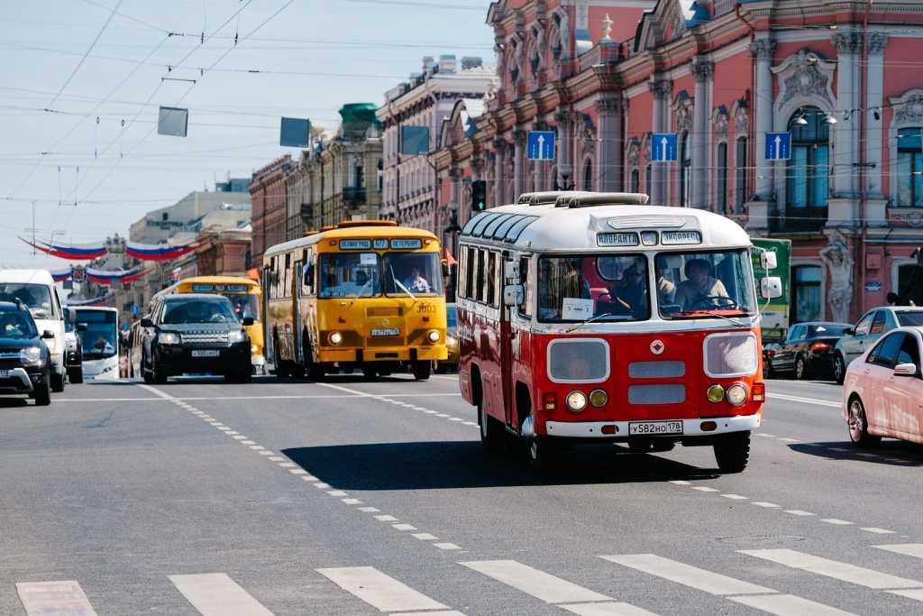 Петербург примет SPbTransportFest 23-25 мая. Фото: transportfest.ru