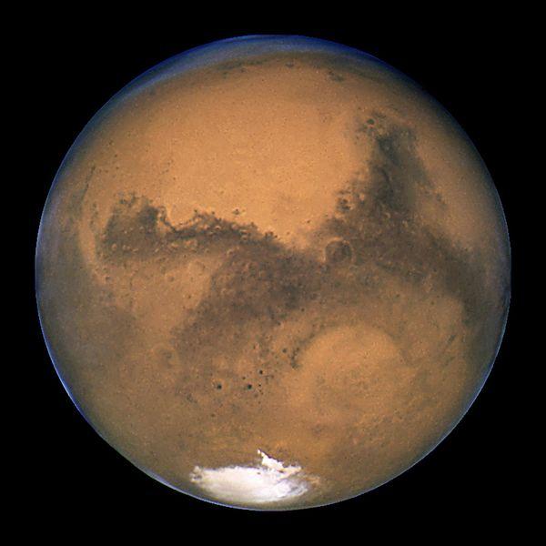 На Марс отправили третью миссию