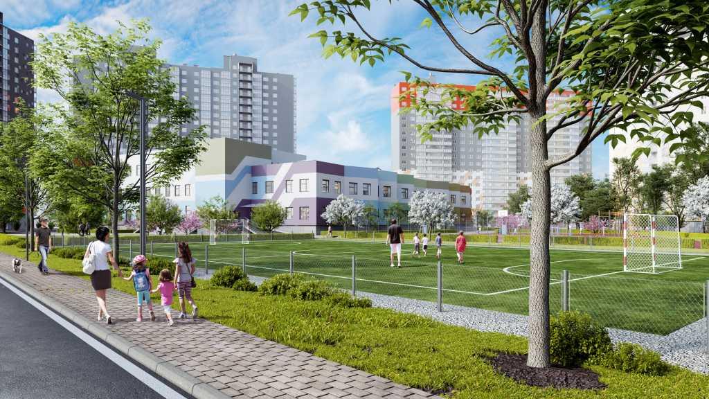 «Новая Охта»: старт продаж квартир в последних домах проекта! Успей купить на старте!