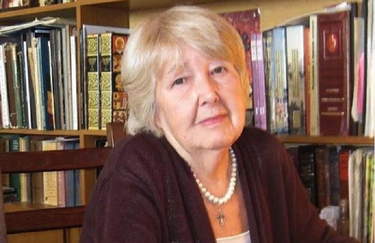 Автор книг о гардемаринах умерла на 85-м году жизни