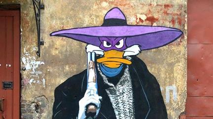 В Смольном объяснили, почему уличные художники не хотят согласовывать граффити