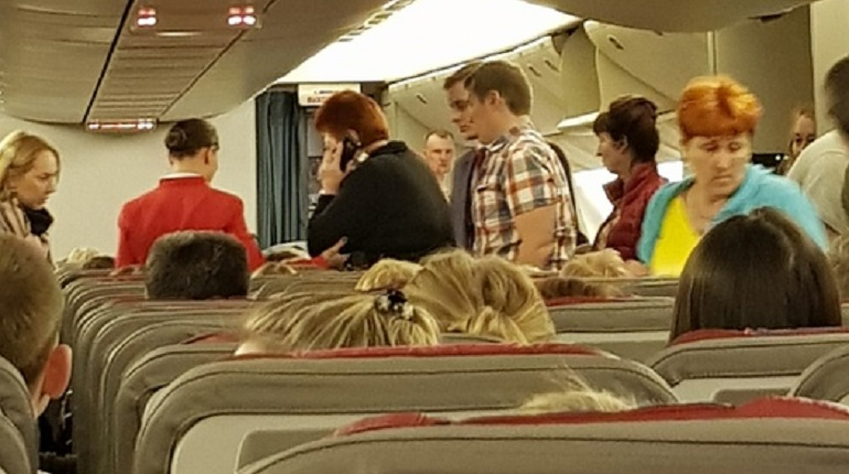 Больной пассажир задержал в Пулково рейс в Анталью