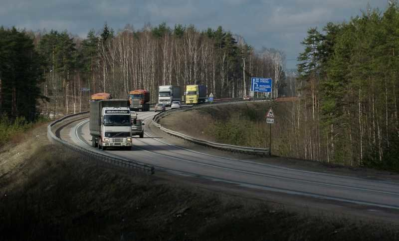 Участок «Скандинавии» реконструируют за 13,6 млрд рублей