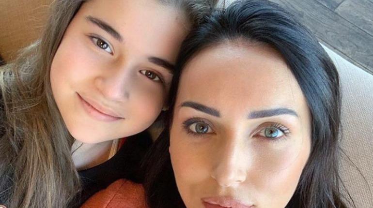 Алсу с дочерью Микеллой. Фото: Instagram