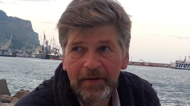 Глава Ассоциации владельцев пассажирских судов Санкт-Петербурга Владимир Родионов. Фото: из личного архива